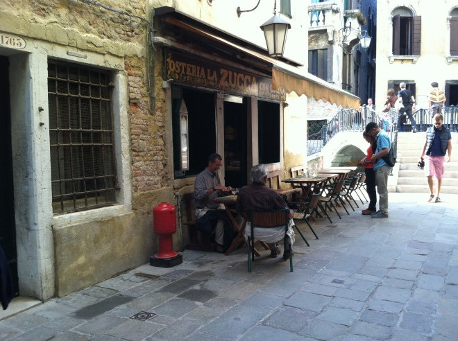 La Zucca in Venice