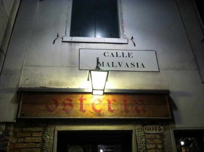 Osteria Portego, Venice