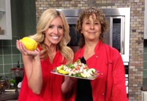 Lemony Shrimp Salad with Kacy Hagerty