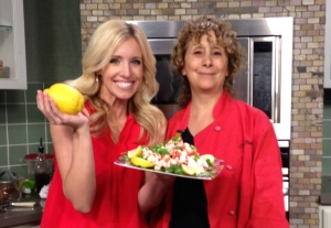 Lemony Shrimp Salad with Kacy Hagerty