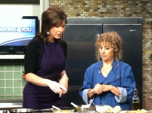 With Holly Thompson on WSMV-TV