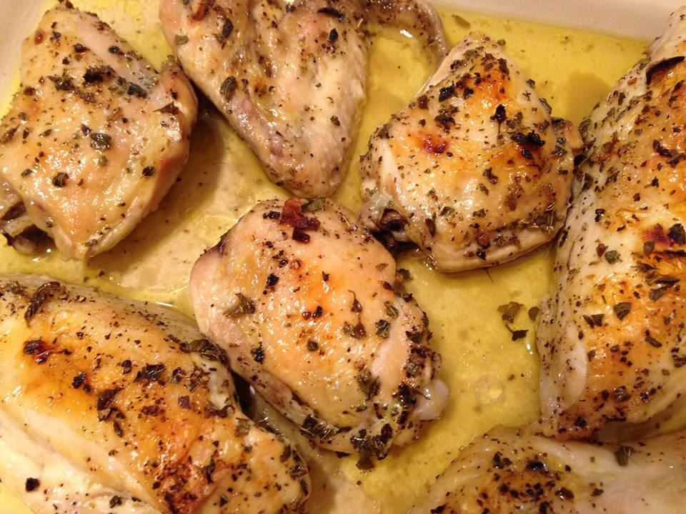 Sicilian-Style Roasted Chicken – Chef Paulette