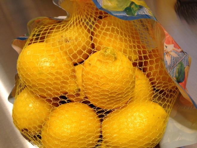 Costco Lemons