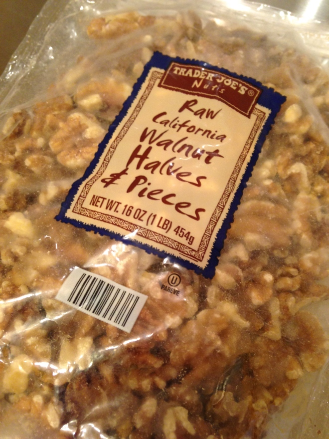 Trader Joe's Walnuts Halves & Pieces