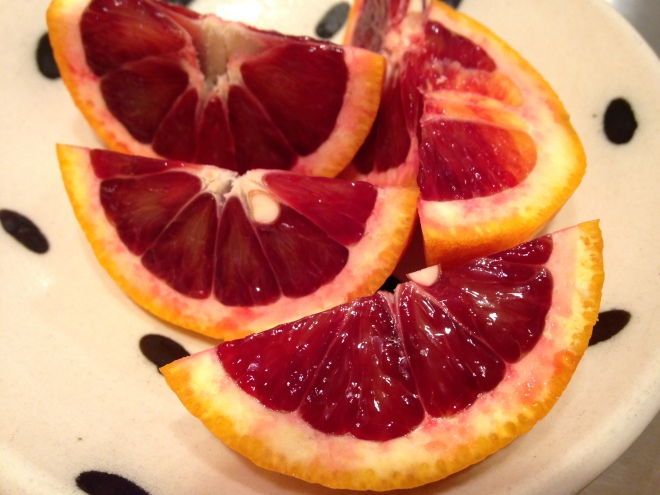 TJ's Blood Oranges