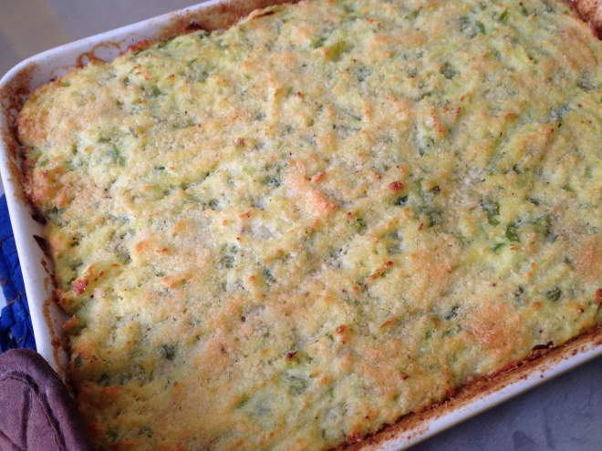 Baked Potato-String Bean Pie