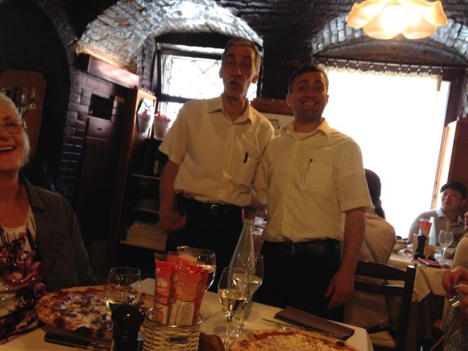 San Trovaso staff