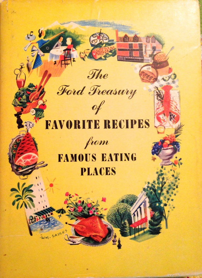 Ford Treasury of Famous Recipes from Famous Eating Places