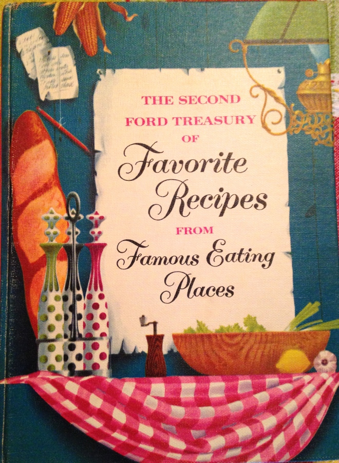 Second Ford Treasury of Favorite Recipes from Favorite Restaurants