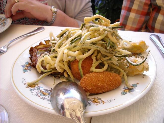 fritto Sant'Eustachio