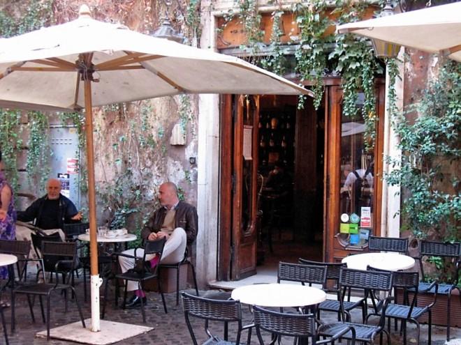 Cafe della Pace