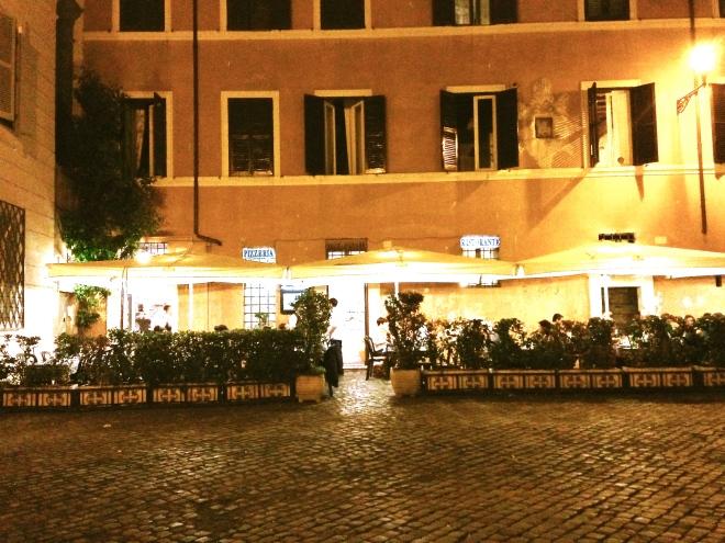 Roma Sparita restaurant