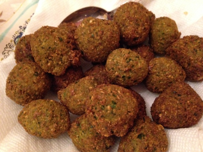 falafel - ready to eat