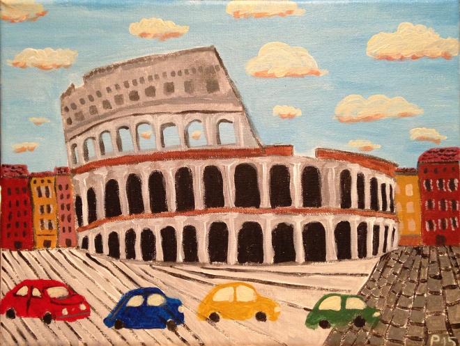 Cinque Cento Coliseum