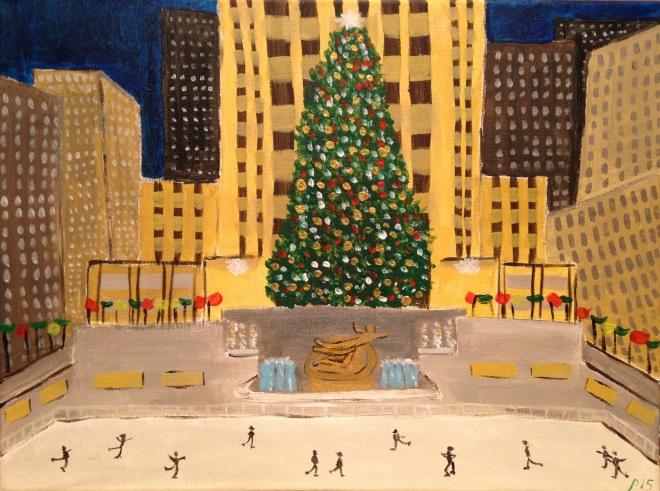 Rockefeller Center NYC