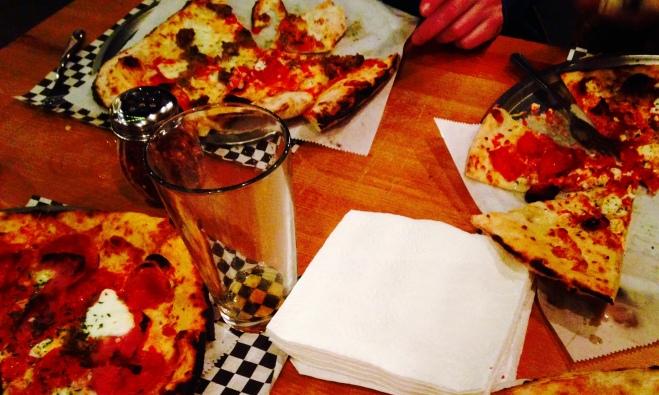 Sky King pizza