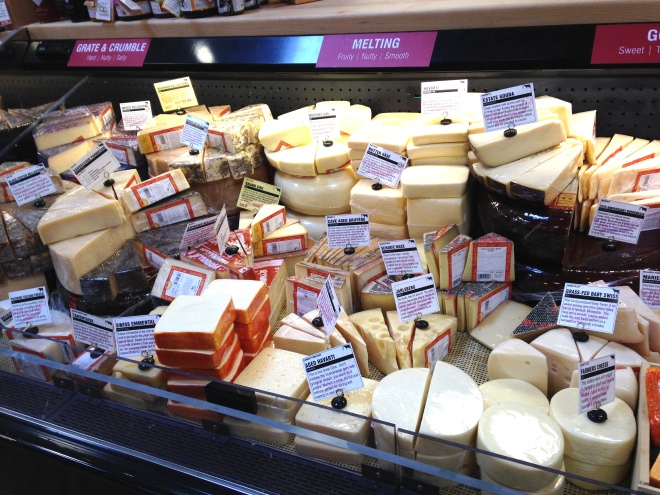 Murray's Cheese at Kroger