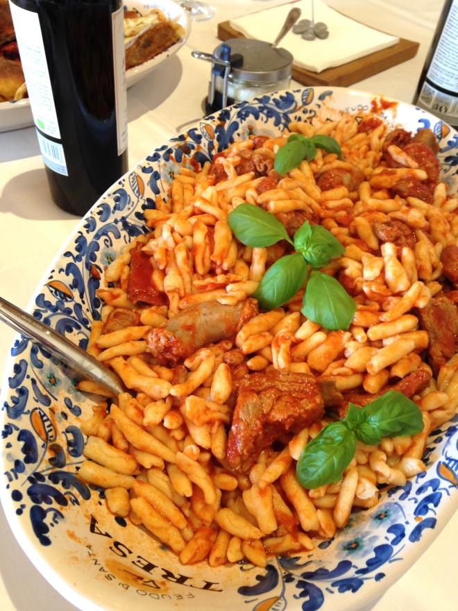 Ragusano pasta
