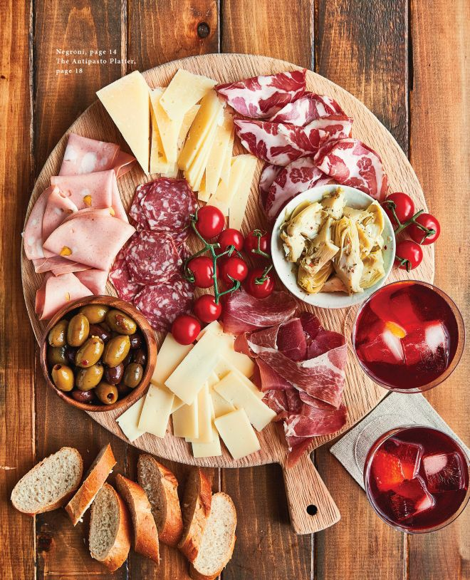 Antipasto Platter image